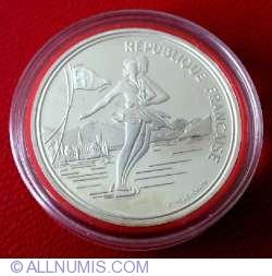 100 Francs 1989 - Artistic Skating