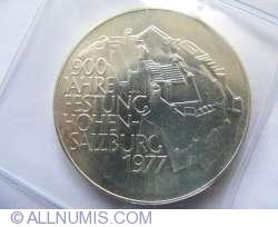 100 Schilling 1977 - The 900 anniversary of the Hohensalzburg Castle