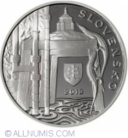 10 Euro 2013 - 300th birth anniversary of Jozef Karol Hell