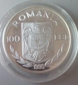 Image #1 of 100 Lei 1996 - Jocurile Olimpice - Canotaj