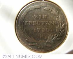 Image #1 of 1 Kreutzer 1780 K