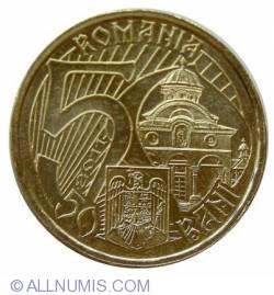 50 Bani 2011 - Mircea cel Batran