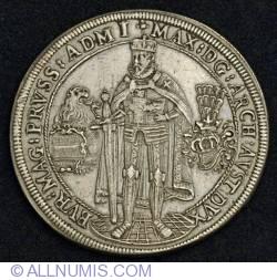 Image #1 of Thaler 1603 - Maximilian III