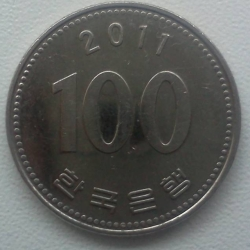 100 Won 2011