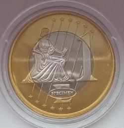 Image #1 of 1 Euro 2003 (Fantezie)