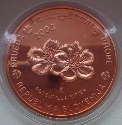 Image #2 of 2 Euro Cent 2003 (Fantasy)