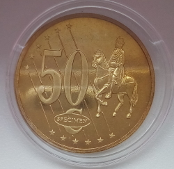 Image #1 of 50 Euro Cent 2003 (Fantasy)