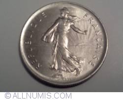 Imaginea #2 a 5 Franci 1971