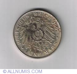 Image #1 of Fake 5 Mark 1907