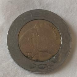 100 Dinari 2009 (AH1430)