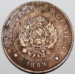 Image #1 of 1 Centavo 1888