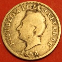 Image #1 of 5 Centavos 1956