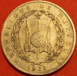 Image #1 of 5 Francs 1977