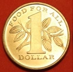 1 Dollar 1969