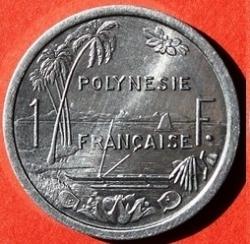 Imaginea #2 a 1 Franc 2003