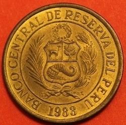 Imaginea #1 a 10 Soles de Oro 1983