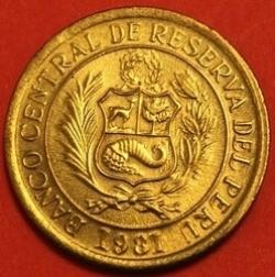 Imaginea #1 a 10 Soles De Oro 1981