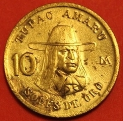 Imaginea #2 a 10 Soles De Oro 1981