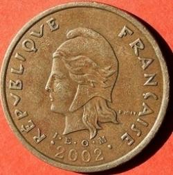 Image #1 of 100 Francs 2002