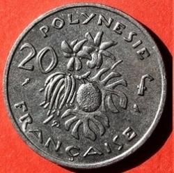 Imaginea #2 a 20 Francs 1972