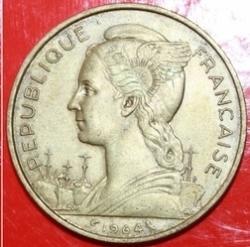 Imaginea #1 a 20 Francs 1964