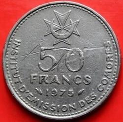 Imaginea #1 a 50 Francs 1975
