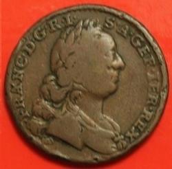 1 Kreutzer 1765 H