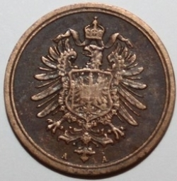 Image #1 of 1 Pfennig 1874 A