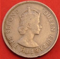 Image #1 of 1/2 Rupee 1969