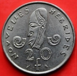 Image #2 of 20 Francs 1973