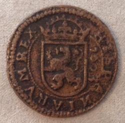 Image #1 of 8 Maravedis 1603