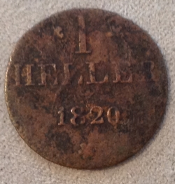 Image #1 of 1 Heller 1820