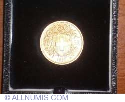 Imaginea #1 a 20 Franci 1897