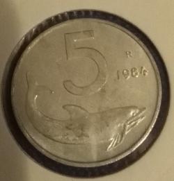5 Lire 1984