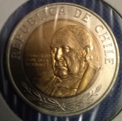 500 Pesos 2015