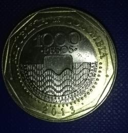 Image #1 of 1000 Pesos 2013