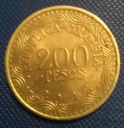 Image #1 of 200 Pesos 2012