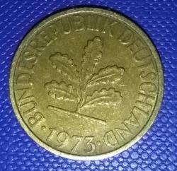 5 Pfenning 1973 G