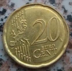 20 Euro Cent 2019 D