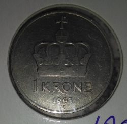 Image #1 of 1 Krone 1993