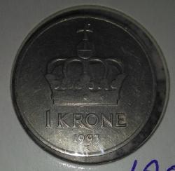 1 Krone 1993