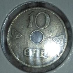 10 Ore 1925