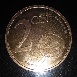 Image #1 of 2 Euro Cent 2015