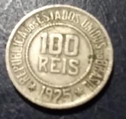100 Reis 1925