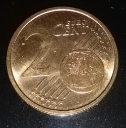 2 Euro Cent 2017
