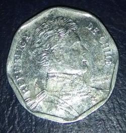 1 Peso 2012