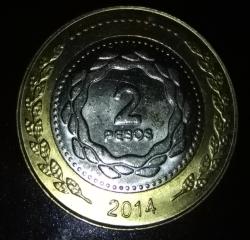 2 Pesos 2014