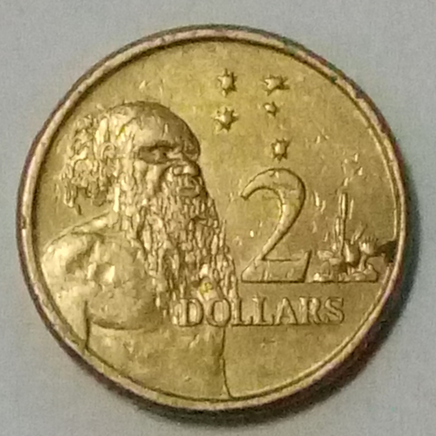 2 Dollars 2005