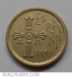 Image #2 of 5 Pesetas 1995