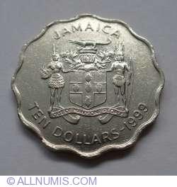 Image #1 of 10 Dollars 1999